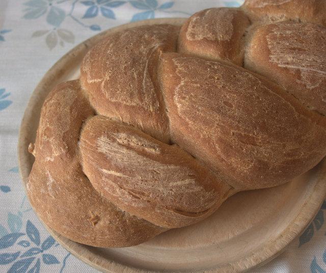 Plaited Loaf