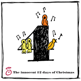 12 Days of Christmas Fuss Free Flavours