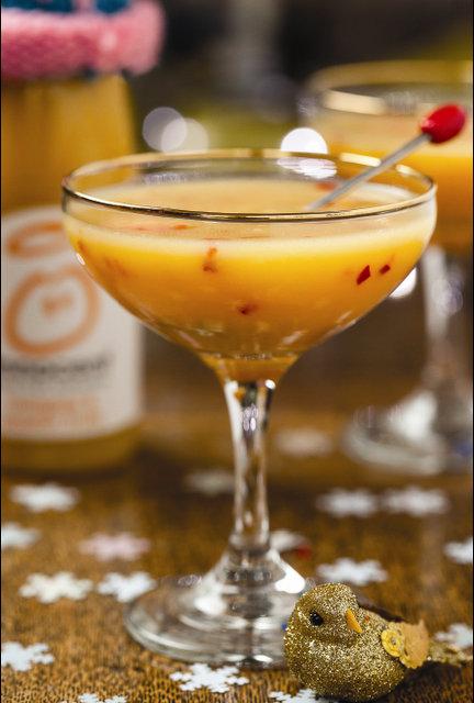 Mango Thai Cocktail