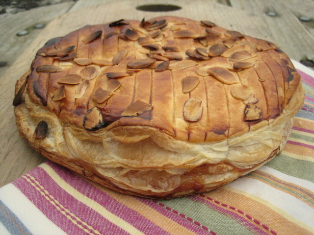 Galette des Rois - French Kings or Epiphany Cake
