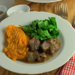 Recipe: The Simplest Beef Casserole (Slow Cooker)