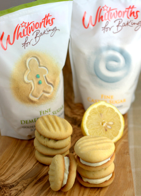 Lemon Fork Biscuits Whitworths