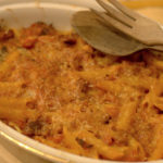 Sausage Pasta Bake - Featured