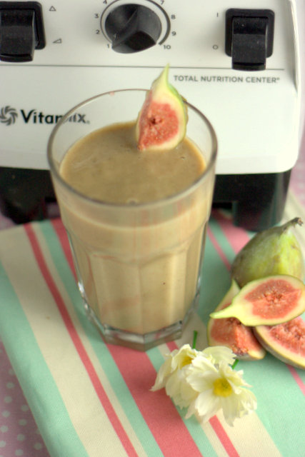 Smoothie with Vitamix