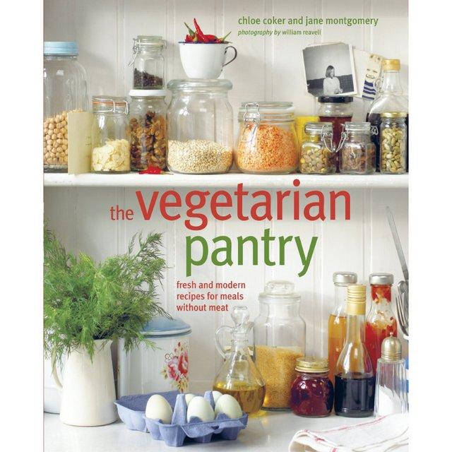 Vegetarian Pantry Cover