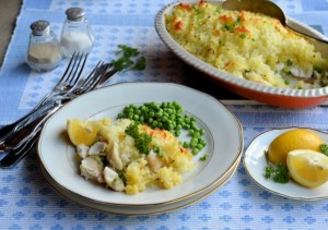 Easy-Fish-Pie for Credit Crunch Munch