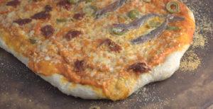 Higher Fibre Spelt Pizza Base