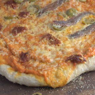 Recipe: Higher Fibre Spelt Pizza