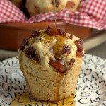 Recipe: Maple Bacon Muffins