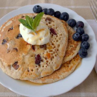 Recipe: Jewelled American Pancakes