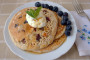Jewelled American Pancakes