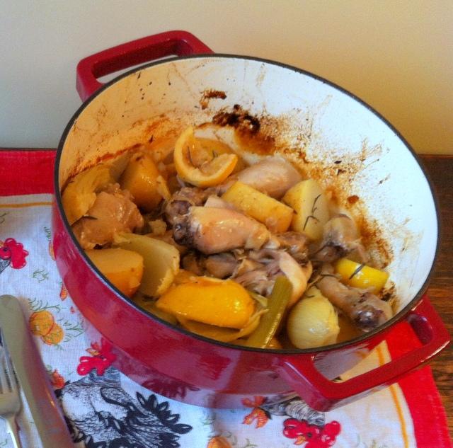 Pyrex Slow Cooker Casserole