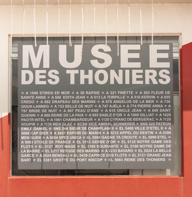 Tuna Fishing Museum Etel