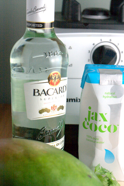Bacardi Cocktail Ingredients