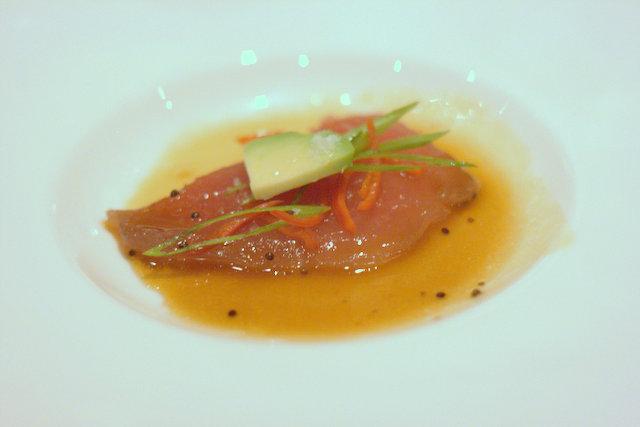 Japanese Ceviche