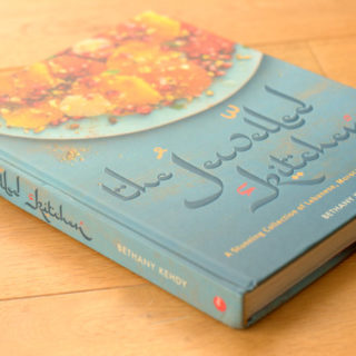 Book Review: The Jewelled Kitchen by Bethany Kedhy