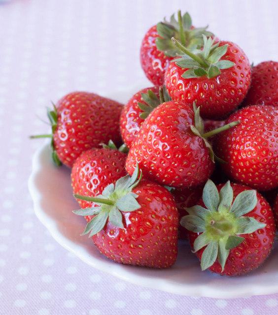 Jubilee Strawberries