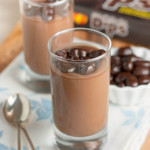 Recipe: Chocolate Pots with Jelly Belly Chocolate Dips