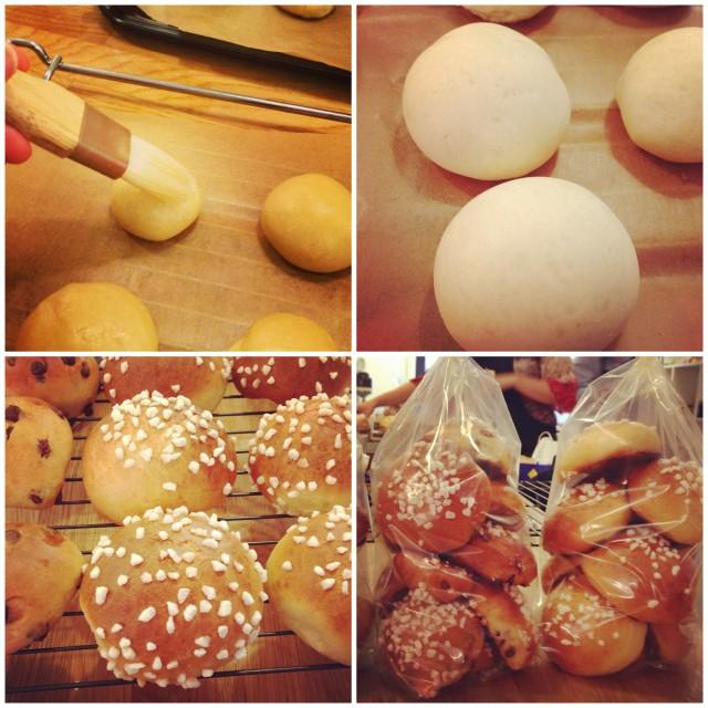 Baking Brioche 3