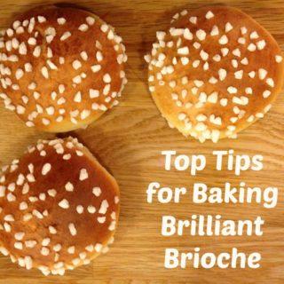 Top Tips for Baking Brioche