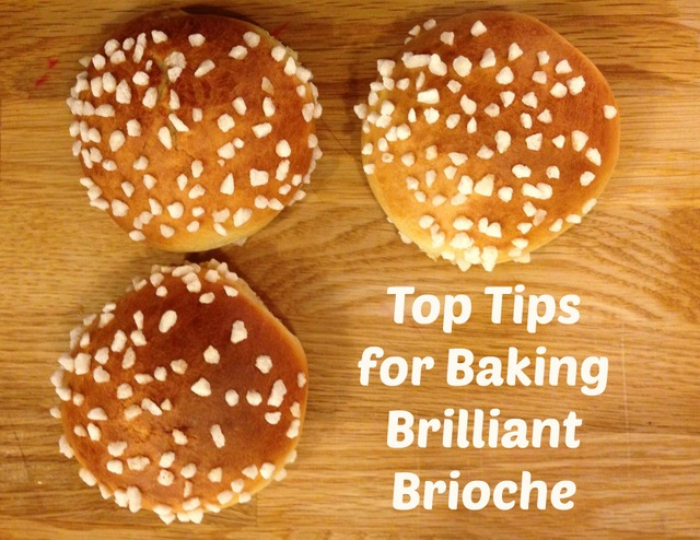 Top tips for baking brioche with step by step photos