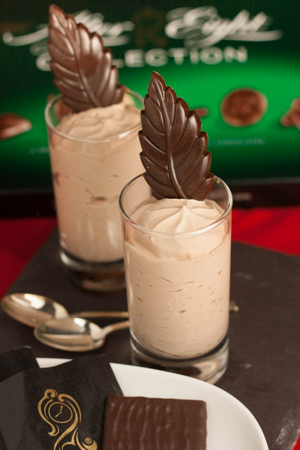 Recipe After Eight Ice Cream Shots Fuss Free Flavours