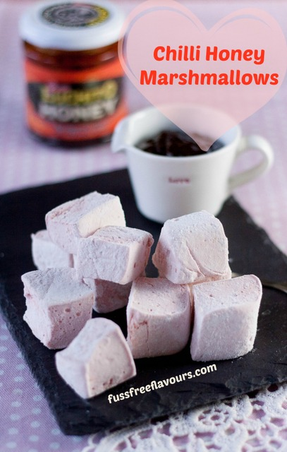 Honey Chili Marshmallows