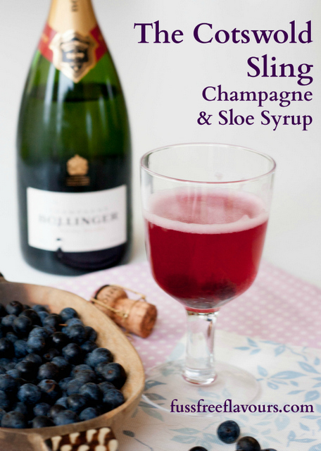 http://fussfreeflavours.com/2014/0Champagne and Sloe Cocktail