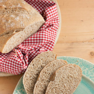 Recipe: Mixed Grain Loaf With Rye (LéKué Bread maker)