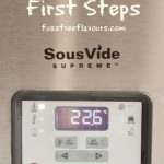 Sous Vide basics for those new to this method of cooking