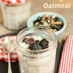Creamy soft sweet oatmeal - made overnight in a sous vide machine