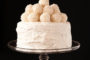 Coconut Cake on stand-002