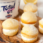 Total Greek Yoghurt Lemon Cakes