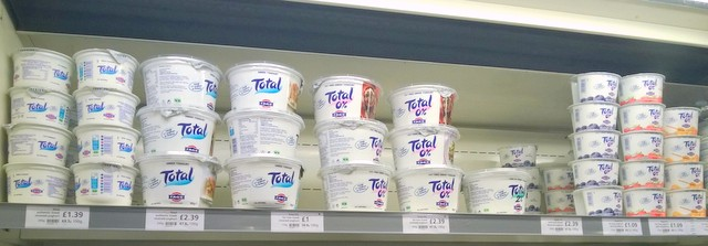 Total Greek Yogurt