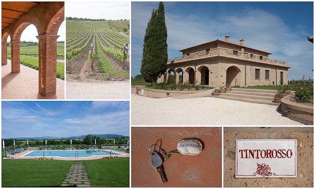 Agriturismo Poggio al tufo Tuscany