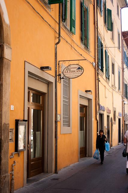 Osteria La Toscana, Pisa