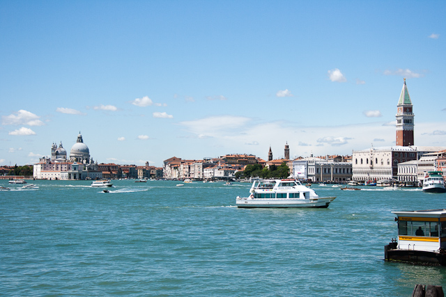 St Mark's, The Doge's Palace and the entrance to the Grand Canal, Castello Quarter of Venice