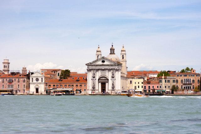 Chiesa del Santissimo Redentore, Giudecca, Venice