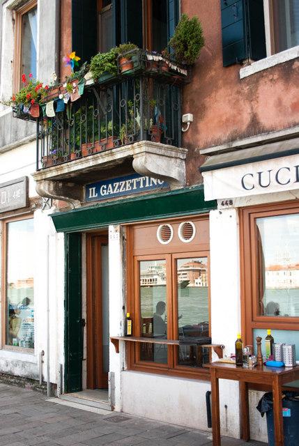 La Palancha, Giudecca, Venice