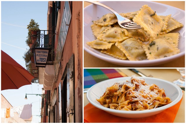 Trattori dai Tosi, Castello Quarter, Venice