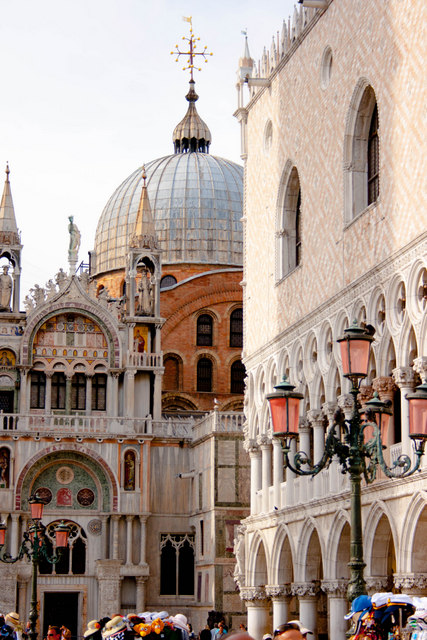 St Marco and the Doge's Palace, Venice