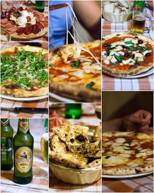 Dinner at Ciro Naples