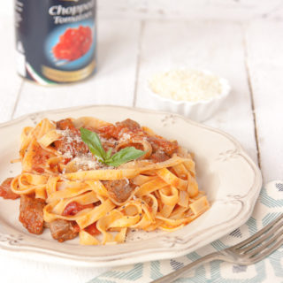 Recipe: Slow cooked beef ragu with tinned Cirio tomatoes