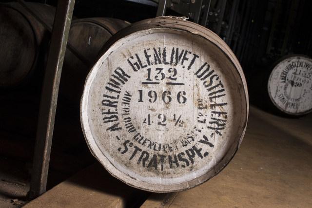Aberlour Barrel