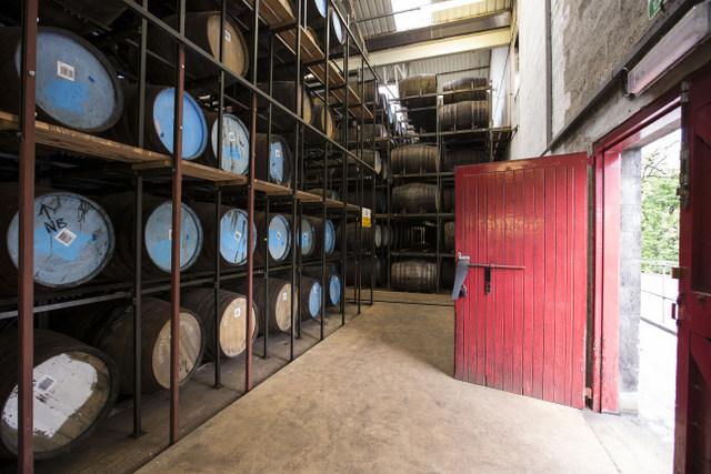 Aberlour Barrels