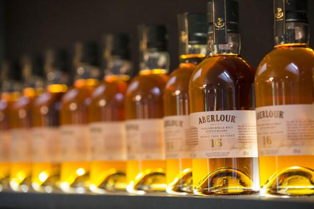 Aberlour Bottles