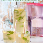 Cold Brew Green Tea & Al Fresco Dining Tips