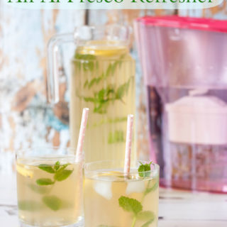 Cold Brewed Green Tea