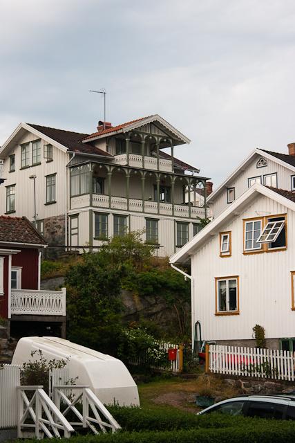 House in Fiskebackskil West Sweden