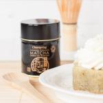 Coconut Matchamisu With Product